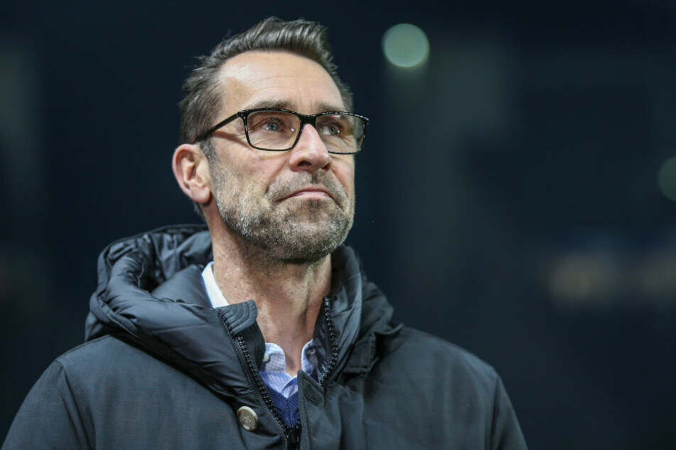 Hertha-Geschäftsführer Michael Preetz kommt darin nicht allzu gut weg.
