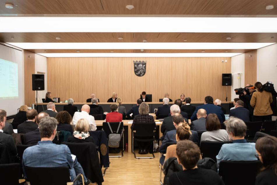 Der Hessische Verwaltungsgerichtshof in Kassel soll über die Fahrverbote in Frankfurt entscheiden.