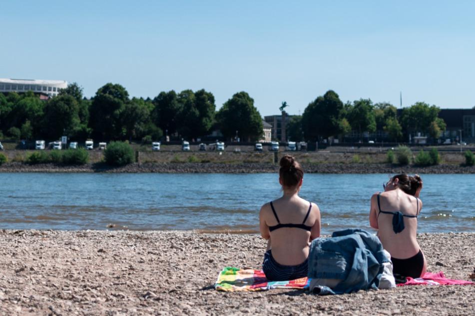 Die Hitze-Peitsche schlägt zu: 34 Grad mittags in Köln und Düsseldorf