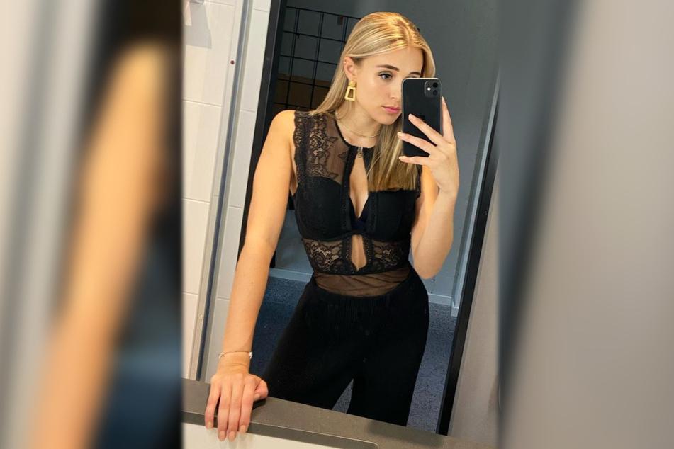 """Die 21-jährige Industriekauffrau Greta Engelfried wurde als Kandidatin der Show """"Love Island"""" zu einer Person des öffentlichen Lebens."""