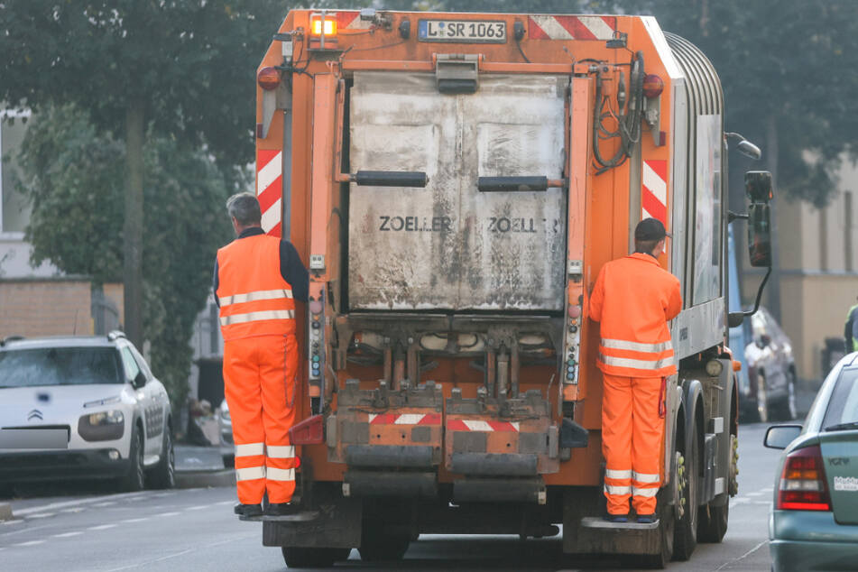 Verdi-Streiks gehen weiter: Leipziger Stadtreinigung legt am Wochenende die Arbeit nieder