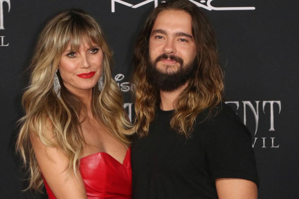 Das Ehepaar Heidi Klum und Tom Kaulitz.