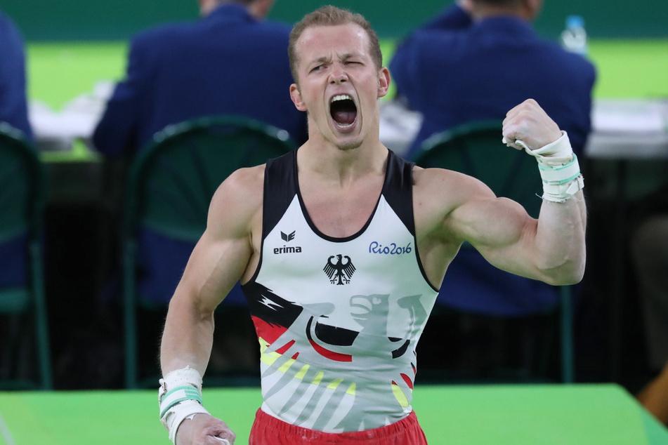Turnstar Fabian Hambüchen (33) ist Goldmedaillengewinner - er hat bestimmt das Sieger-Gen.