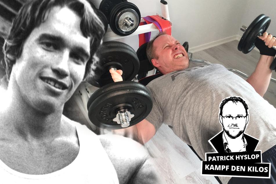 Darum bringt mich Arnold Schwarzenegger durchs Training