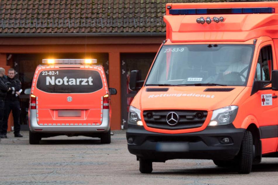 Zehn Opfer erlitten starke Atemwegs- und Augenreizungen (Symbolfoto).