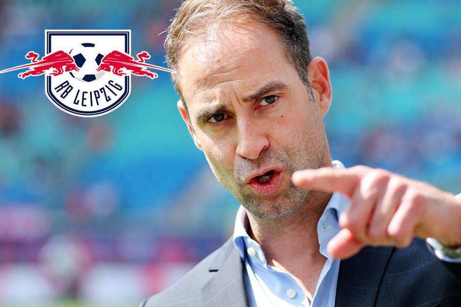 Zoff um Emil Forsberg: Jetzt wird es RB-Boss Mintzlaff zu bunt!
