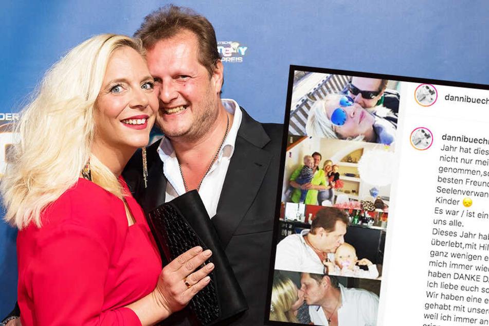 Jens Büchner: So gedenkt Daniela ihrem verstorbenen Mann zum ersten Todestag