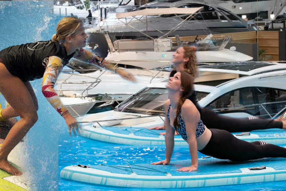 Die Boot 2020 in Düsseldorf: Die Wassersport-Trends im Überblick