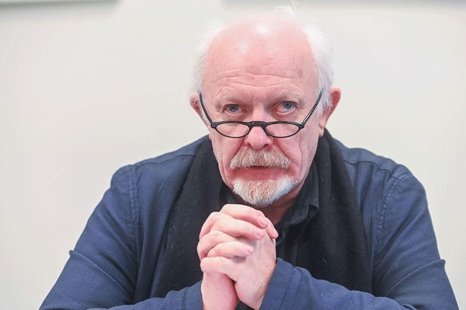 Michael Schmelich (64, Grüne).