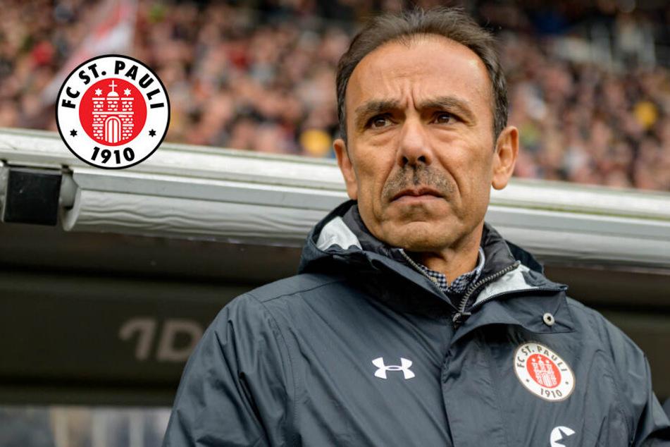 Luhukay-Debüt wird zur Achterbahnfahrt: St. Pauli mit Remis gegen Bielefeld