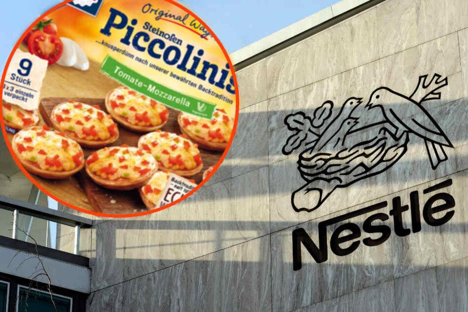 Die Nestlé Deutschland AG teilte den Rückruf der Wagner-Pizza mit. (Symbolbild)
