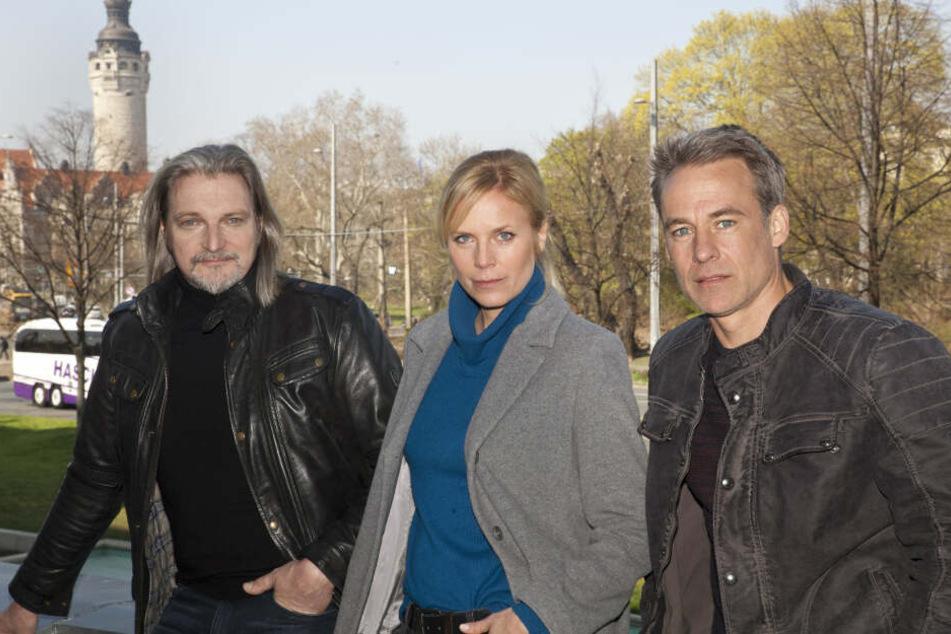 """Ab dem 18. Oktober startet die 19. Staffel von """"SOKO Leipzig""""."""