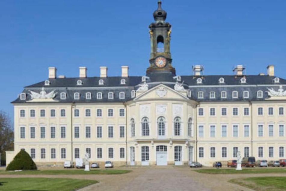 Auf Schloss Hubertusburg steigt gerade die größte Hochzeit aller Zeiten
