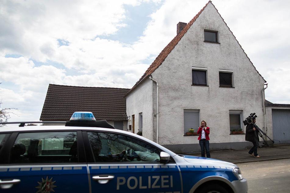 In diesem Haus sollen zahlreiche Frauen gequält worden sein. Im April 2016 flogen die Taten auf.