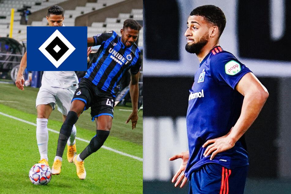 HSV: Geht auch Vagnoman? Ex-Spieler Santos lässt erneut die Kasse klingeln