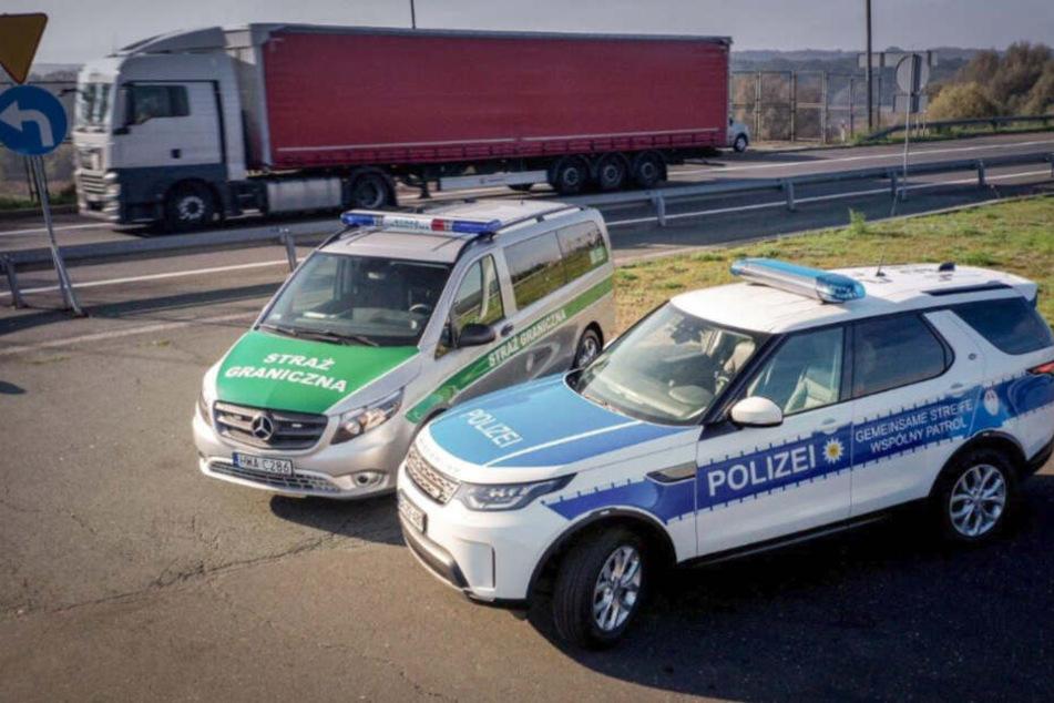 Nicht nur flotte Autos, auch schnelle Technik dürfte Kriminellen im Grenzgebiet in Zukunft das Leben schwerer machen.