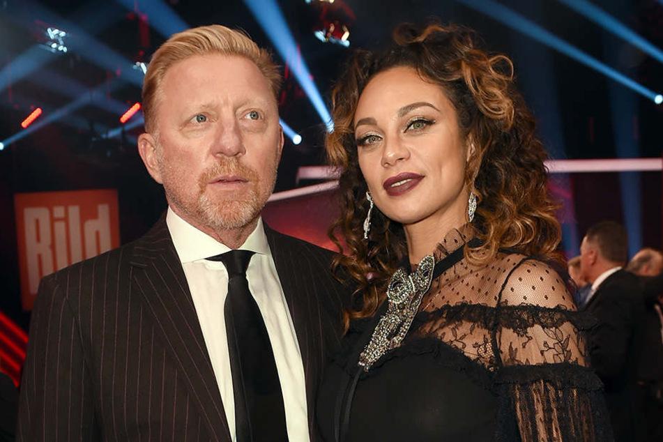 Ein Bild aus besseren Tagen: Boris und Lilly Becker haben nach neun Ehejahren und 13 Jahren Beziehung ihre Trennung verkündet.
