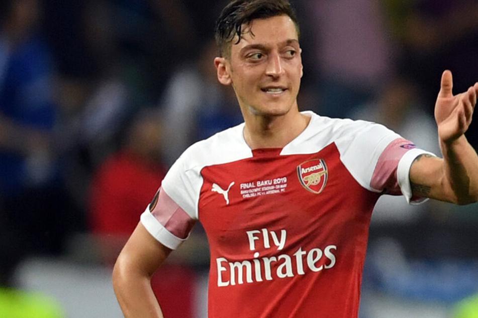 Wechsel-Hammer bahnt sich an! Mesut Özil wohl vor Verhandlungen mit USA-Klub