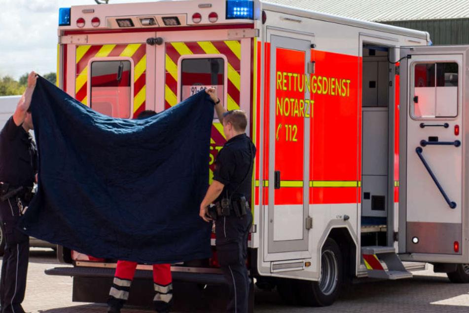 Eine 63 Jahre alte Frau konnte nicht mehr gerettet werden. (Symbolbild)