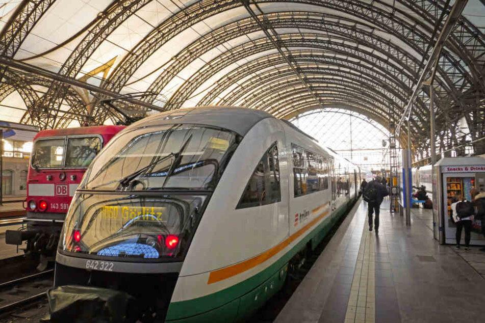 Die Bahnanbindung in Sachsen ist vielerorts unbefriedigend. Jetzt trifft es den Express nach Breslau.