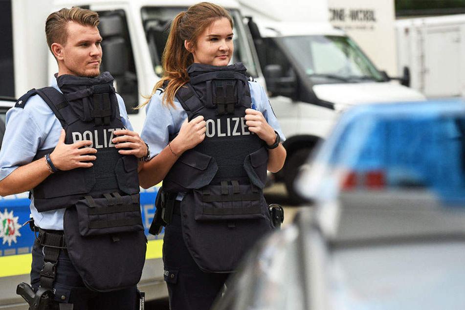 2016 wurde die Polizei in NRW bereits mit neuen High-Tech-Westen ausgerüstet.