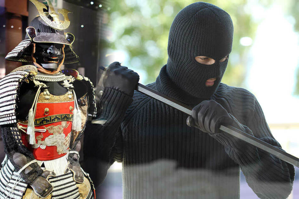 Bei einem Einbruch ins Museum verschwanden diverse Kunstgegenstände, darunter auch eine Samurai-Rüstung (Symbolbild).