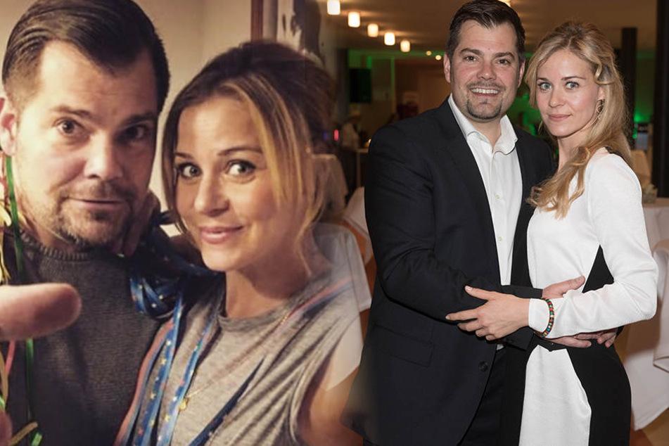 Daniel Fehlow und Jessica Ginkel haben ihr zweites Kind bekommen.