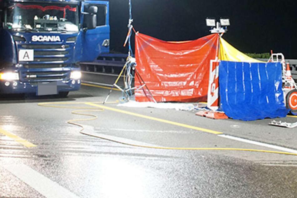 Mysteriöser Horror-Crash auf Autobahn! Frau von Wagen überrollt und getötet