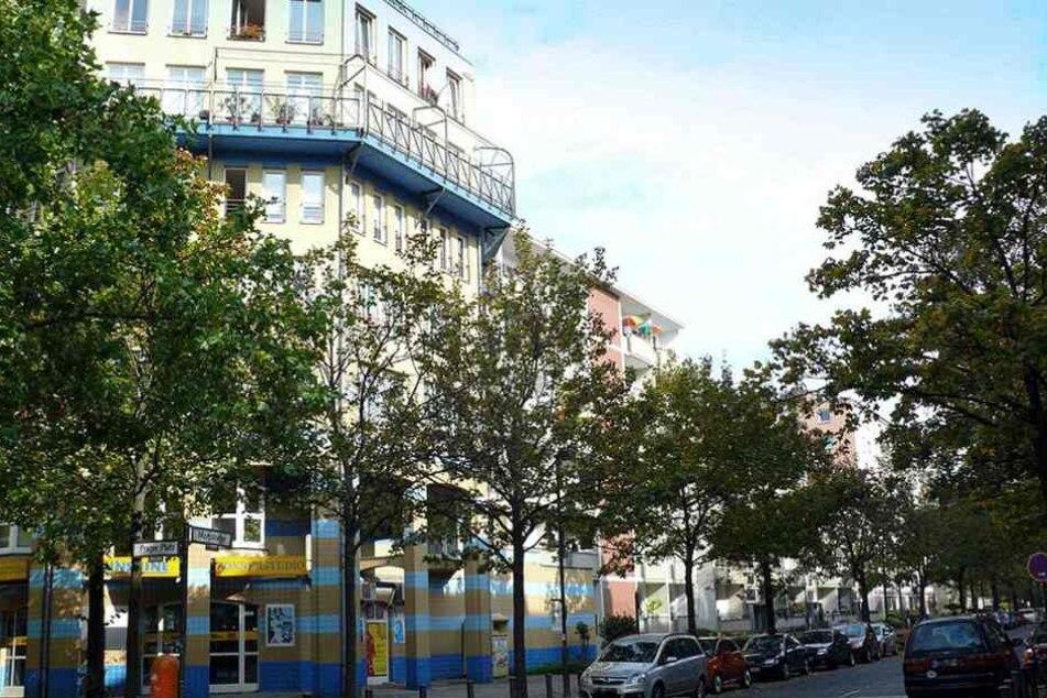 In der Motzstraße in Schöneberg kommt es immer wieder zu Übergriffen aus Homosexuelle.