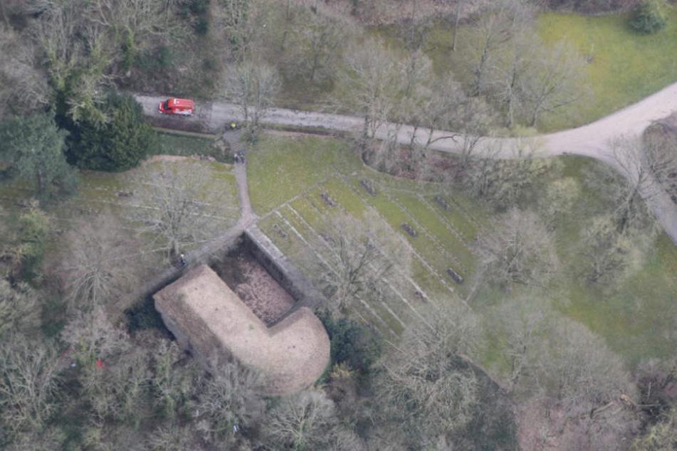 In diesem Areal wurde der 59-Jährige Opfer der Gräueltat.