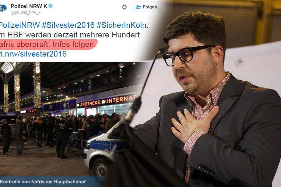 Christopher Lauer (32, SPD) ist empört.