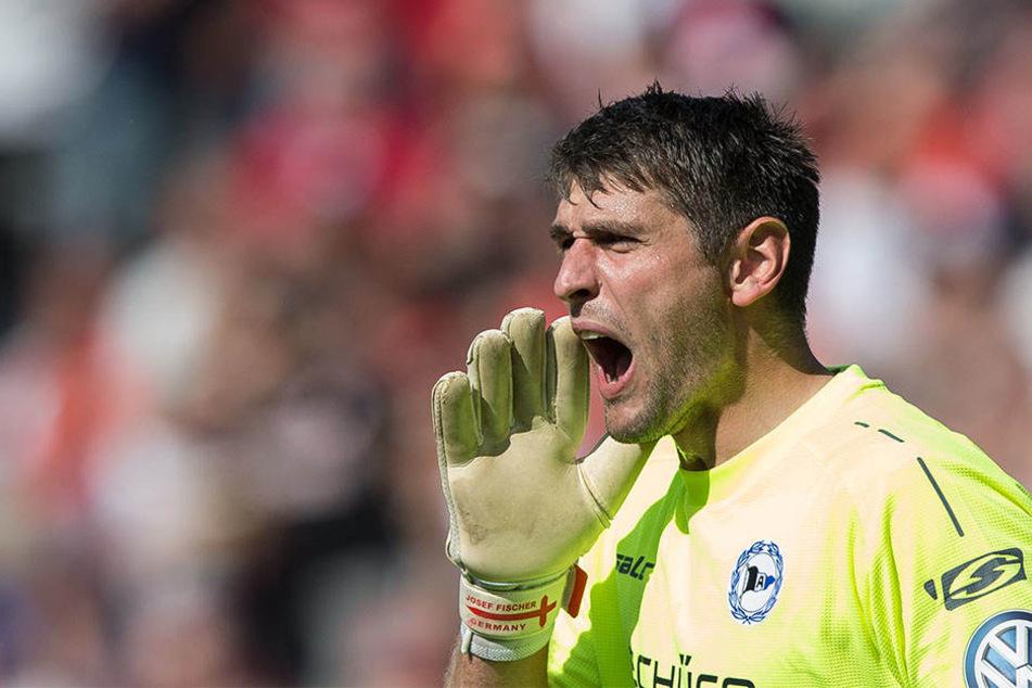 Wolfgang Hesl will seinen Vertrag verlängern.