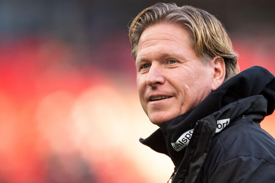 Kölns Trainer Markus Gisdol.