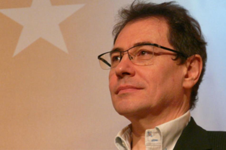 """Robert Rochefort (60) sitzt für die """"Demokratische Bewegung"""" im Europaparlament."""
