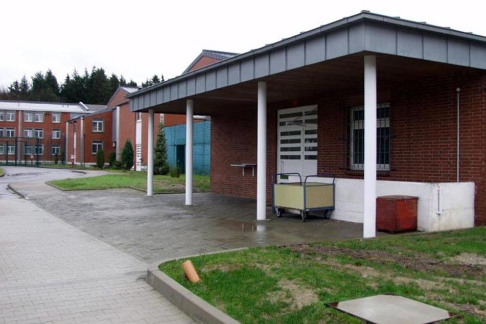 In NRW gibt es nur in Büren eine Abschiebehaftanstalt.