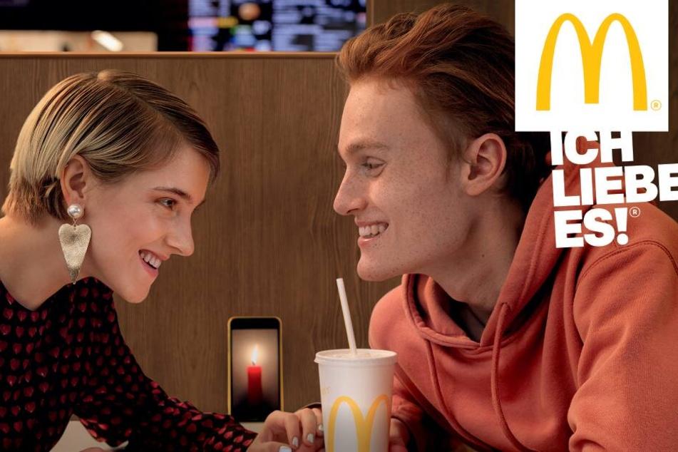 Gläser statt Pappbecher: Dieser McDonald's wird richtig exklusiv