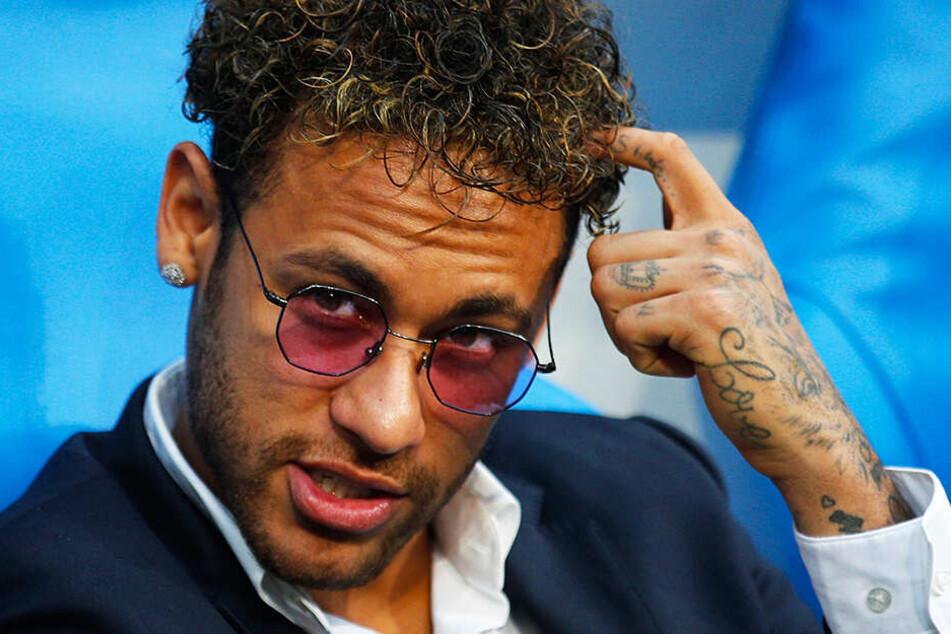 Neymar will offenbar zum FC Barcelona nach Spanien zurückkehren.
