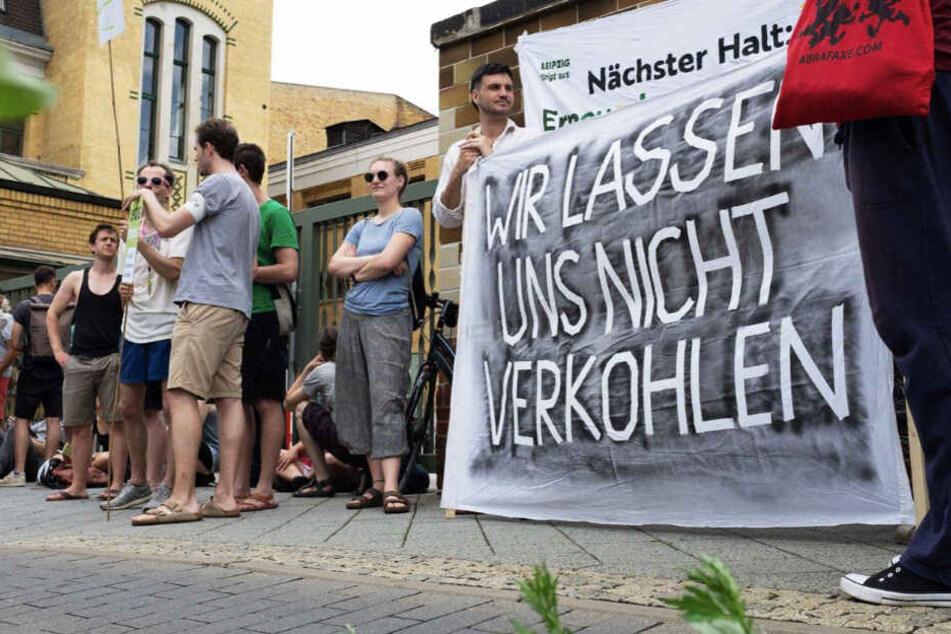 Ärger um Leipziger Kohle-Ausstieg: BUND fordert Verhandlungs-Aufschub