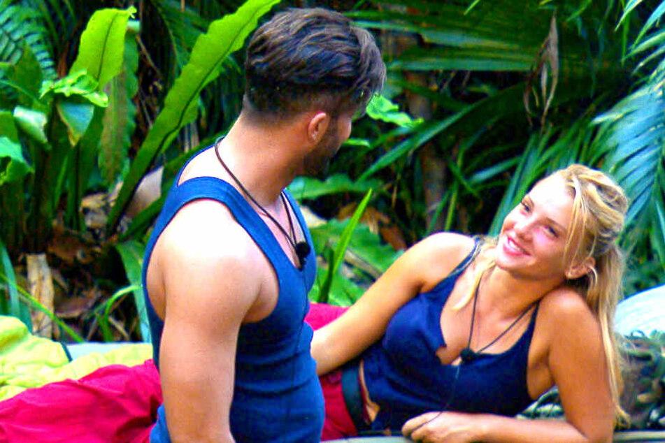 """Dschungelcamp: """"Er war meine große Liebe!"""" Kommt es nun zum Liebes-Comeback im Dschungel?"""