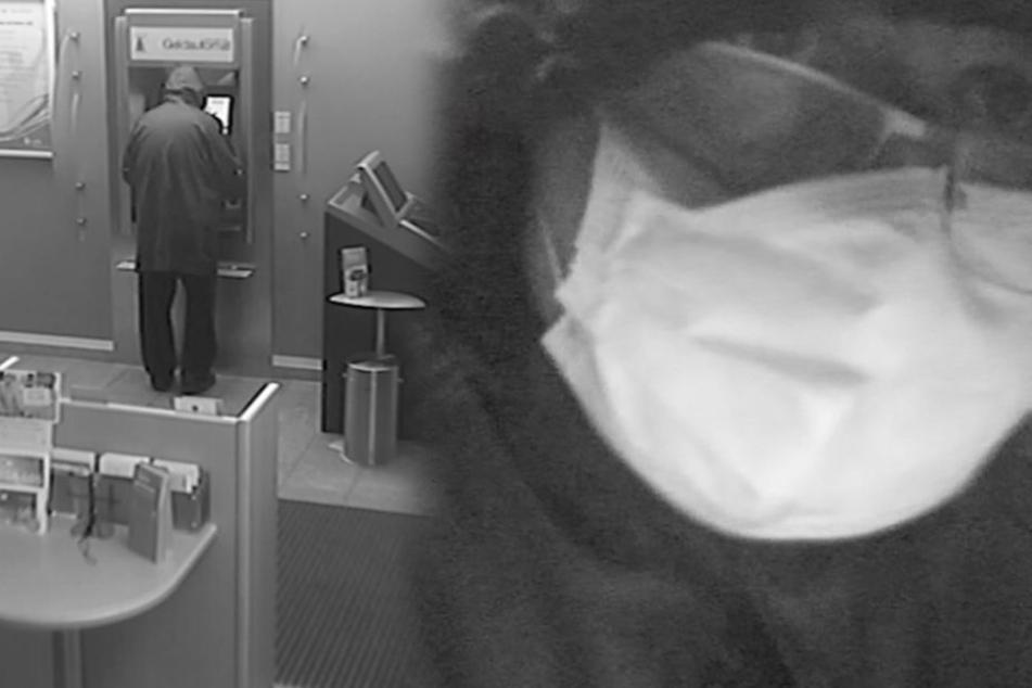 Die Bilder einer Überwachungskamera zeigen einen mutmaßlichen Täter.