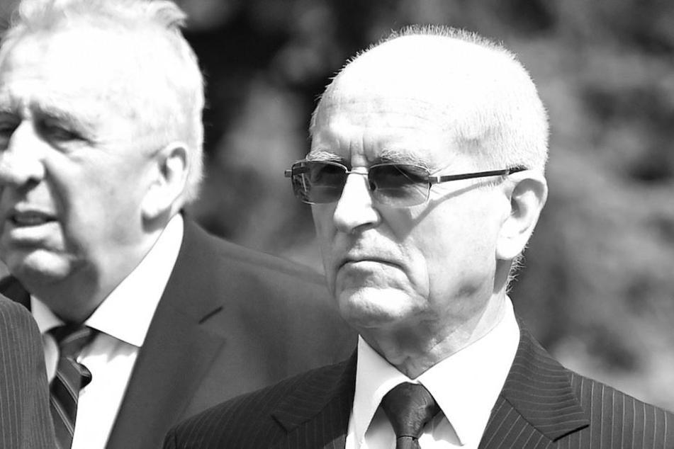 Berlin: DDR-Politiker tot: Ex-Minister Hoffmann (†83) stirbt in Klinik