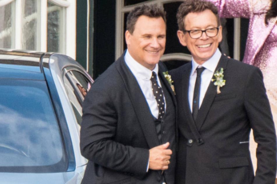 Fans Belagern Hochzeit Von Guido Maria Kretschmer Und Seinem Frank