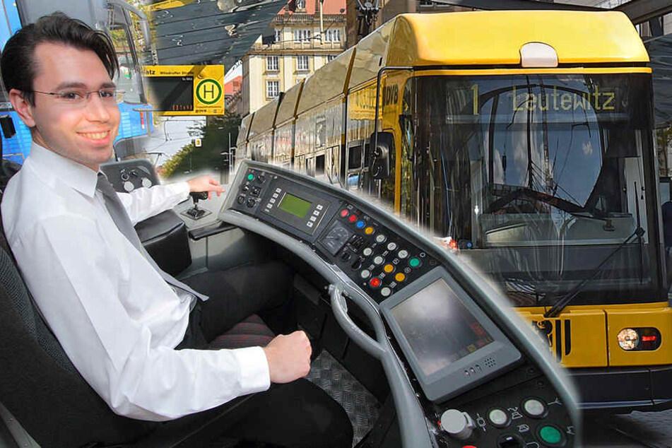 Straßenbahnfahrer dringend gesucht: Wer möchte in die Karriere-Spur?
