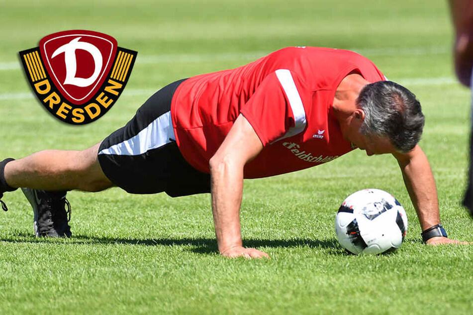 Dynamo fährt nach Bayern ins Trainingslager und testet gegen Stuttgart