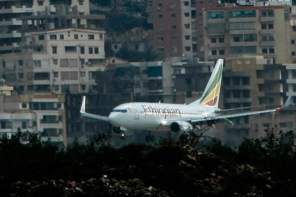 Bei dem Absturz der Maschine der Fluggesellschaft Ethiopian Airlines waren alle 157 Insassen ums Leben gekommen.