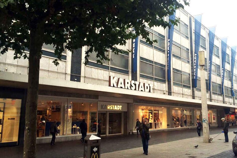 Karstadt soll Bielefeld bis 2024 erhalten bleiben.