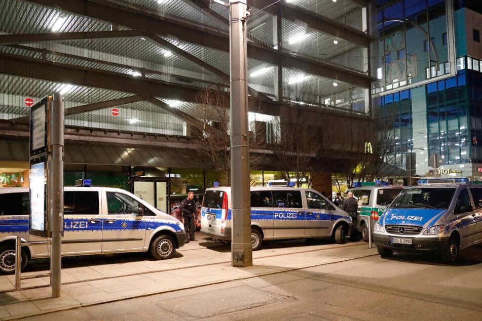 Das Stadtzentrum wird immer mehr zum Zentrum für Kriminalität, vor allem an der Zenti häufen sich die Vorfälle.
