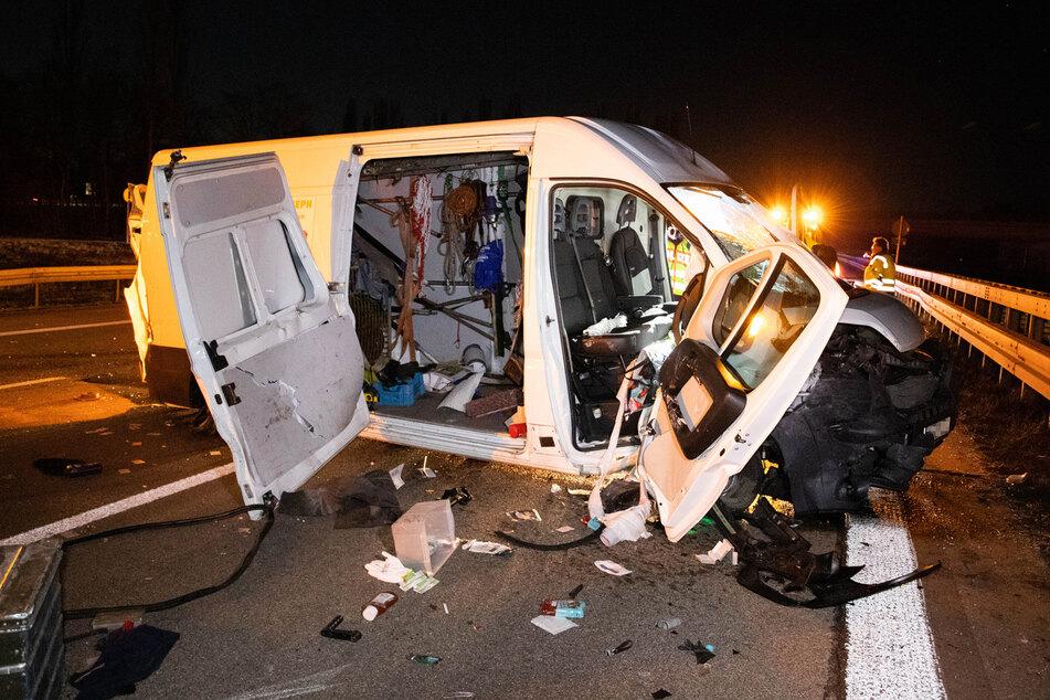 Unfall bei Ingolstadt: Schwerer Crash mit mehreren Verletzten auf A9
