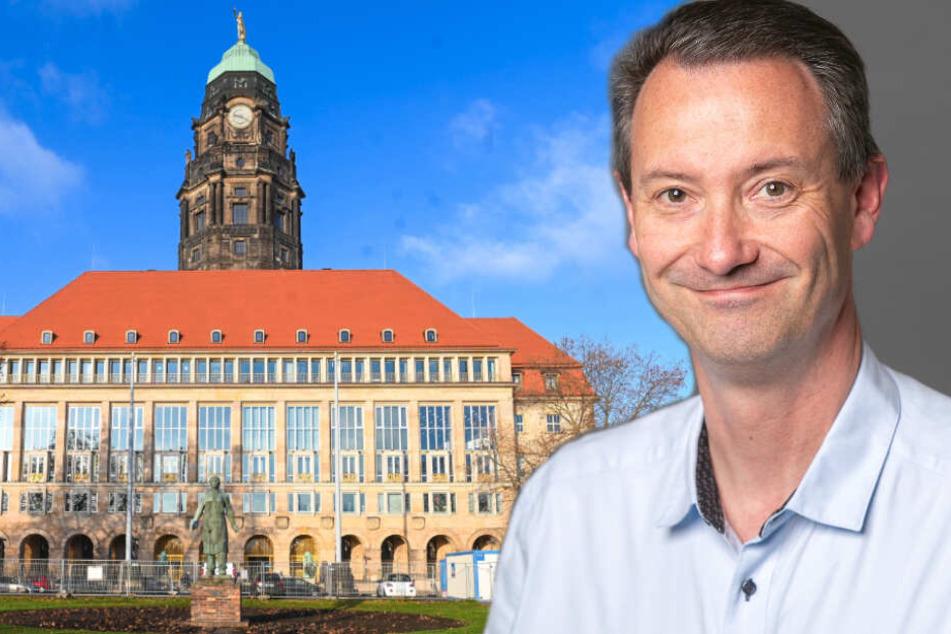 Postenwettlauf im Rathaus: Vier CDU-Kandidaten für einen Job