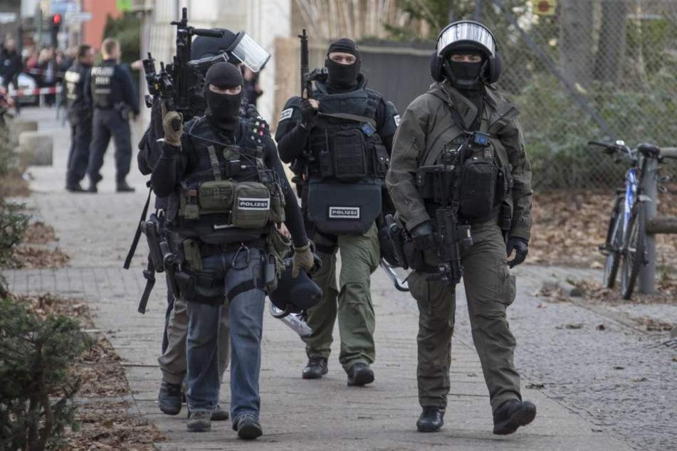 Haftbefehl wegen Terrorverdachts: Syrer im Saarland festgenommen